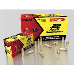 .22 Aguila Short SuperExtra SP HV 29gr