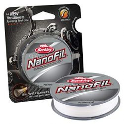 Berkley Nanofil 125M 0.10mm