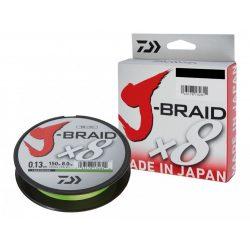 Daiwa J-Braid Fonott zsinór 150m 0.10mm
