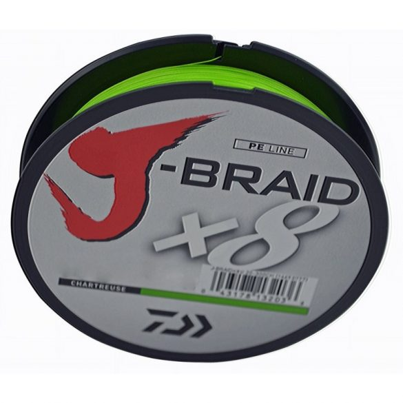 Daiwa J-Braid Fonott zsinór 150m 0.20mm