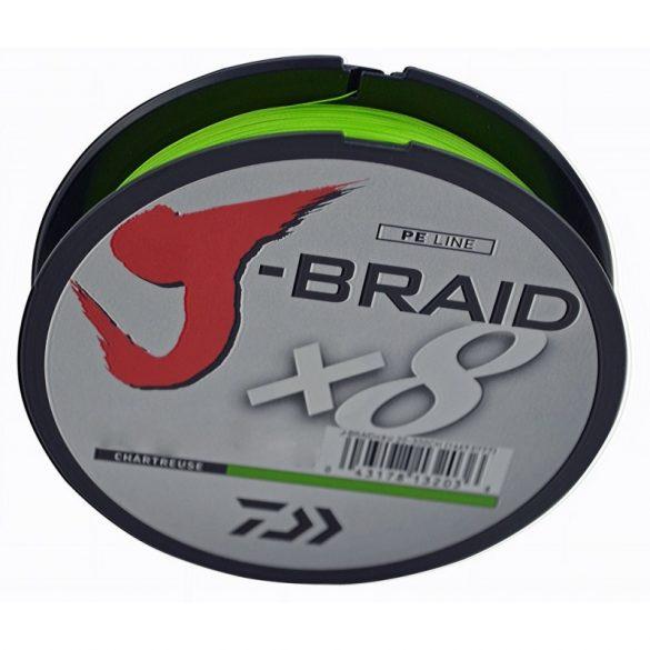 Daiwa J-Braid Fonott zsinór 150m 0.20mm
