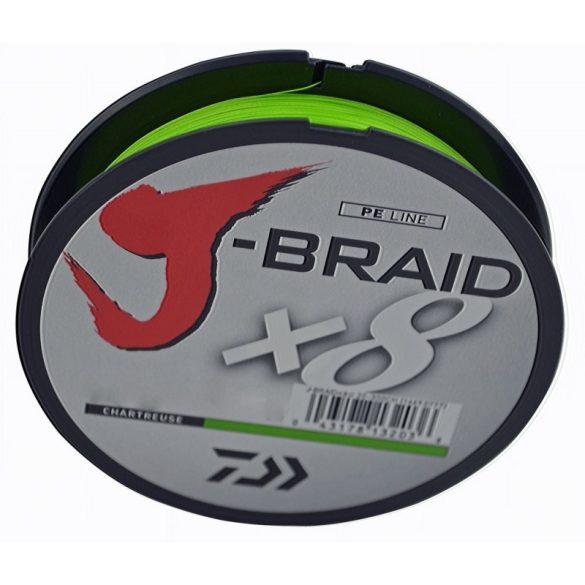 Daiwa J-Braid Fonott zsinór 150m 0.28mm