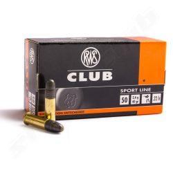 Rws club 22lr