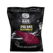 SBS PVA Bag Pellet Mix - Strawberry Jam 500g