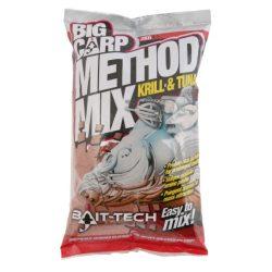 Bait-Tech Big Carp Method Mix Krill&Tuna 2kg
