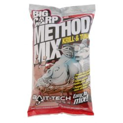 Bait-Tech Big Carp Method Mix Krill&Tuna 2kg
