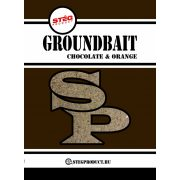Stég Product Groundbait Chocolate&Orange 1kg