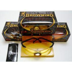 Browning Lövész Szemüveg Otir Citromsárga