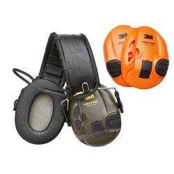 3M Peltor SporTac Hallásvédő