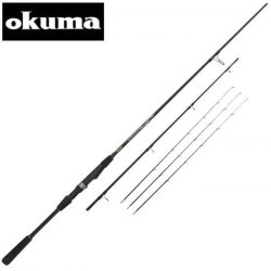 Okuma Carbonite Bomb feeder 3M
