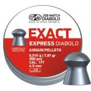 JSB Exact Express 4.5mm Léglövedék