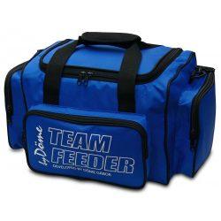 By Döme Team Feeder szerelékes táska