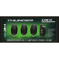 Carp Academy Thunder kapásjelző szett 3+1