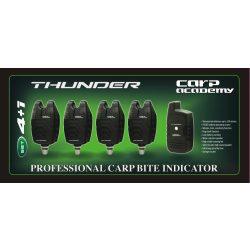 Carp Academy Thunder kapásjelző szett 4+1