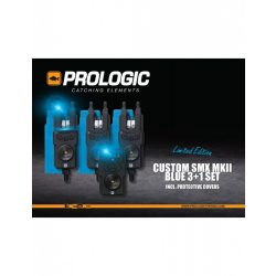 Prologic Custom SMX MKII 3+1 Limited Edition Blue
