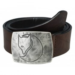 Fjallraven Murena Silver Belt Bőr Öv XL