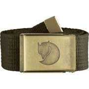 Fjallraven Canvas Brass Belt Vászonöv