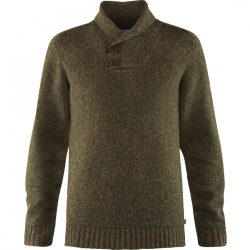 FJALLRAVEN LADA SWEATER DARK OLIVE S