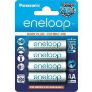 Panasonic Eneloop akkumulátor AA 1900mAH 4db/cs