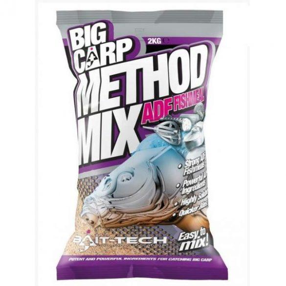 Bait-Tech Big Carp Method Mix ADF Fishmeal 2kg