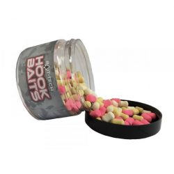 Bait-Tech Krill&Tuna Washed Out Dumbells Wafters 10mm
