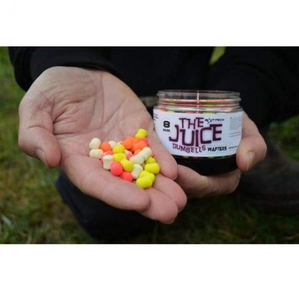 Bait-Tech The Juice Dumbells Lebegő 10mm