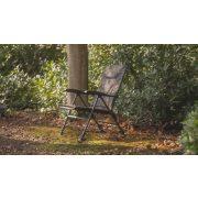 Solar Tackle - Undercover Camo Recliner Chair - Terepmintás karfás szék