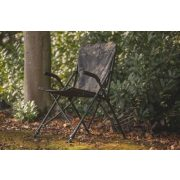 Solar Tackle - Undercover Camo Easy Chair High - Magasított terepmintás szék