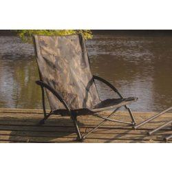 Solar Tackle - Undercover Camo Easy Chair Low - Alacsony terepmintás szék