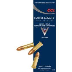 .22 LR CCI Mini-Mag HV 40gr 100db/doboz