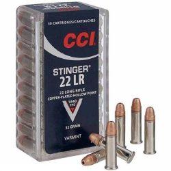 .22 LR CCI STINGER 32gr