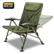 Solar Tackle Bankmaster Recliner Chair Wide - Extra széles karfás szék