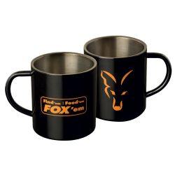 Fox Rozsdamentes Bögre - 400ml