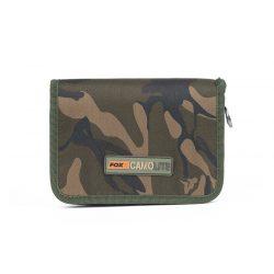 Fox Camolite License Wallet irattartó táska