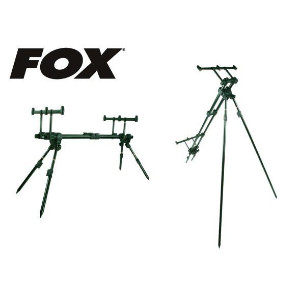 Fox Ranger MK2  Rod Pod - 4 Bot