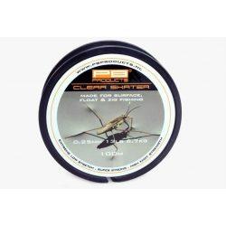 PB Product Clear Skeater 0.25mm Előkezsinór