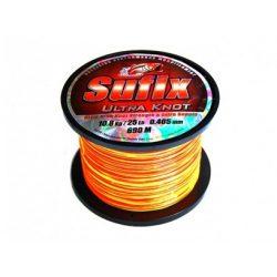 Sufix Ultra Knot Yellow-Orange zsinór 0.23mm
