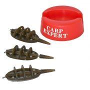 Carp Expert Method feeder kosár szett