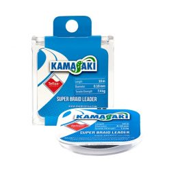 Kamasaki Super Braid előkezsinór / 0,10mm