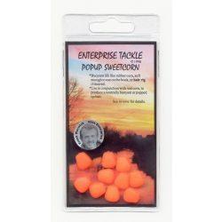 Enterprise Tackle Fluo Pop Up csemegekukorica / Fluro narancssárga