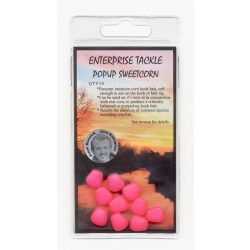 Enterprise Tackle Fluo Pop Up csemegekukorica / Fluro pink