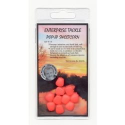 Enterprise Tackle Fluo Pop Up csemegekukorica / Fluro piros