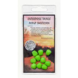 Enterprise Tackle Fluo Pop Up csemegekukorica / Fluro zöld