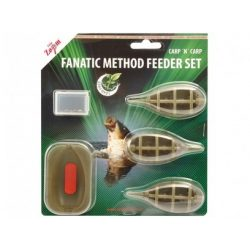 Carp Zoom Method Feeder kosár szett