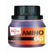 Carp Zoom Amino Dip Fish-Halibut 80ml