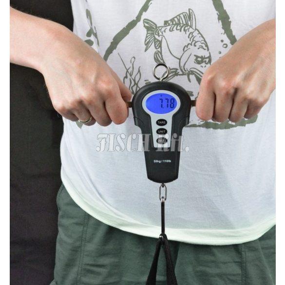 Carp Zoom Fogantyús digitális mérleg