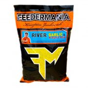 Feedermania Groundbait River Garlic&N-Butric etetőanyag 2.5kg
