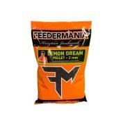 Feedermania Lemon Dream pellet 2mm 800g