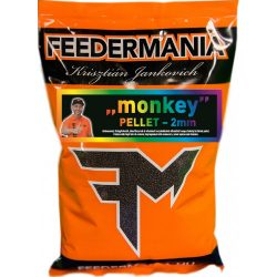 Feedermania Monkey pellet 2mm
