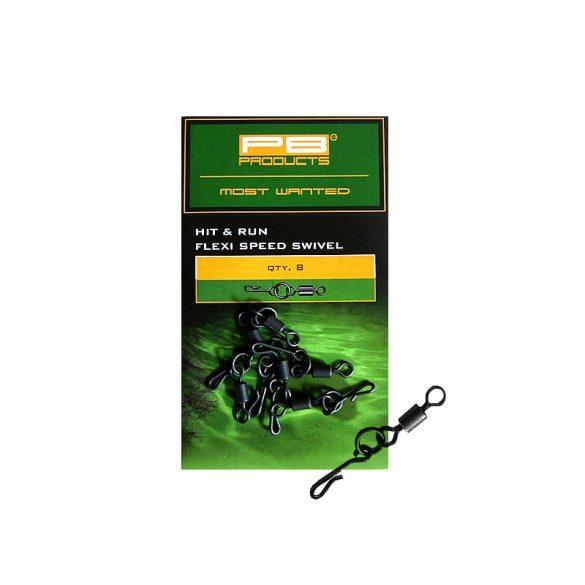 PB Products Flexi Ring Speed Swivel-gyorskapocs
